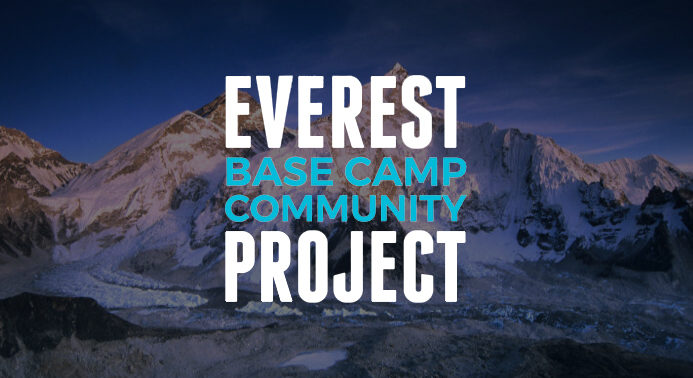 Everest Base Camp Community Challenge: 17th April 2019